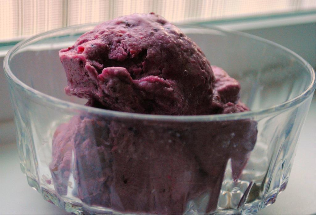 Berry blender soft serve test kitchen tuesday blender ice cream ccuart Images