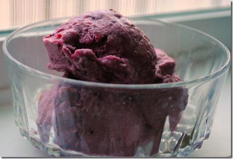 blender ice cream